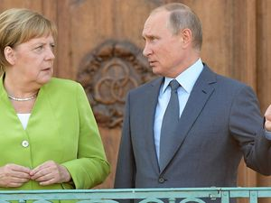 Немцы назвали Путина и Меркель самыми влиятельными политиками 2020 года