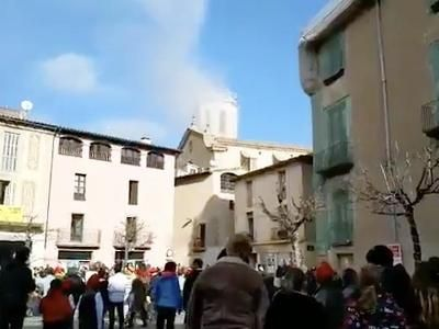 At Least 14 People Were Injured in an Explosion in a Church in Barcelona