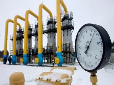 Russia and Ukraine Signed Gas Transit Agreements