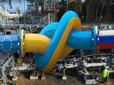 Russian Gas Transit through Ukraine Increased by 3% in 2019