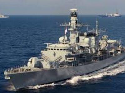 Лондон снова хочет послать в Ормузский залив свои корабли