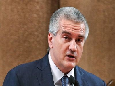 Aksyonov Called Growth of Tourist Flow from Ukraine Recognition of Russian Status of Crimea