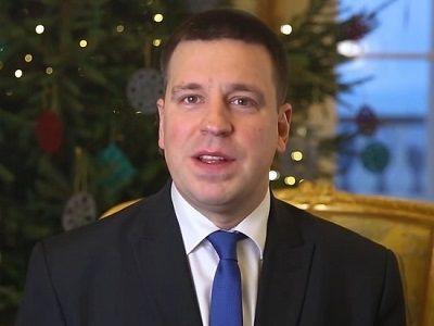 Эстонский премьер по-русски поздравил православных с Рождеством