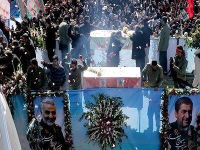 В Иране завершились похороны генерала Сулеймани