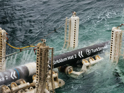 Ukrainian Gas Operator Evaluated the Consequences of the launch of TurkStream