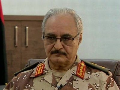 Haftar Rejected Russia and Turkey's Proposal on a Ceasefire in Libya