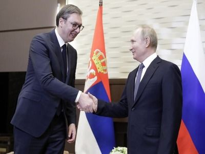 Vucic Says That Serbia Will Receive $ 185 Million a Year from Gas Transit through Turkish Stream