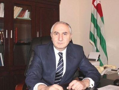 Prime Minister Bganba Became Acting President of Abkhazia