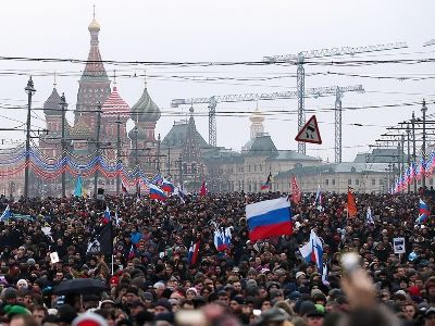 Most Russians Expect Corruption Scandals, Resignations in the Government and Mass Protests in 2020