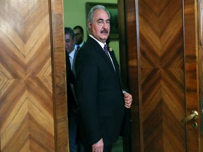 Haftar Explained Why He Didn't Sign a Ceasefire in Libya