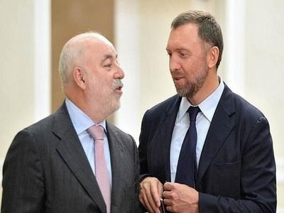 Deripaska and Vekselberg Can Take Part in Anniversary Economic Forum in Davos