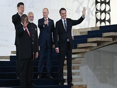 Russian Foreign Ministry: Internet Portal of Russian Presidency of BRICS Will soon Begin to Work