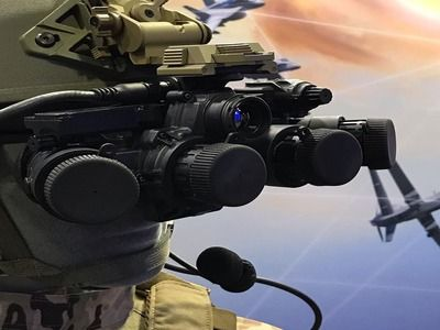 Russia Has Supplied a Large Batch of Night Vision Devices to One of the African Countries