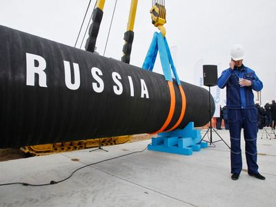 Gazprom Asked Germany to Withdraw Nord Stream from EU Gas Directive