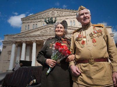 Путин рассказал, какие выплаты получат ветераны к 75-летию Победы