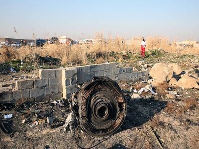 Iran Will Transmit Information to Kiev from the Black Boxes of a Crashed Boeing