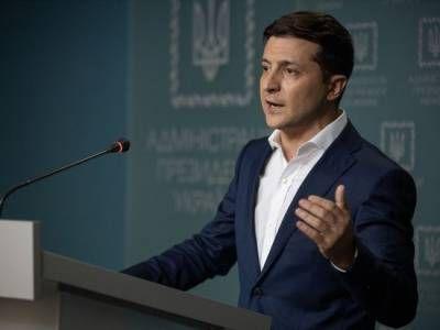 Зеленский озвучил условия для своей отставки