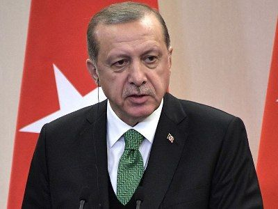 Erdogan Said that Turkey Has Not Yet Sent Troops to Libya