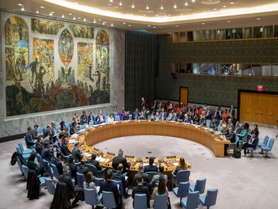 Russia Has Presented UN Evidence of Falsification of a Chemical Attack in Syria