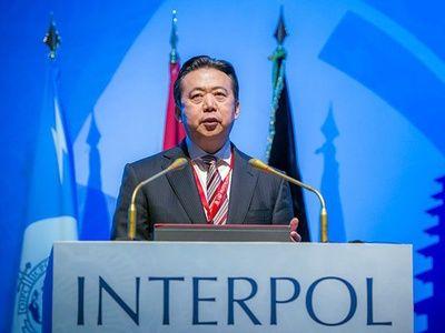 Бывший глава Интерпола был приговорён к 13,5 годам тюремного заключения