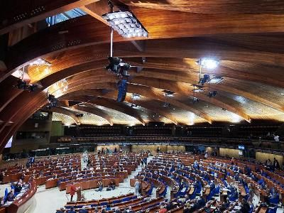 Ukraine Refused to Cooperate with Russia in PACE