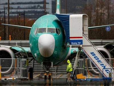 Boeing Shares Fall 4% After 737 MAX Statements