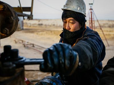 Kazakhstan Reduced Oil Exports to China