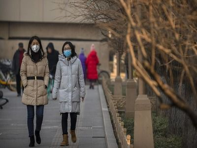 The Number of Patients with New Type of Pneumonia in China Exceeded 570 People
