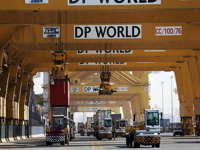 DP World Informed the Russian Government about Plans to Buy FESCO from Magomedov
