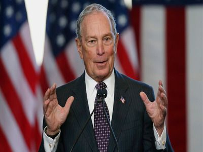 Bloomberg Spends a Quarter of His Campaign Budget on Advertising