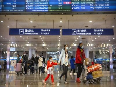 Russian Consumer Supervision Recommends Abstaining from Traveling to China Due to Coronavirus