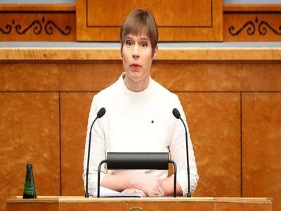 Estonian President Unacceptable Holocaust Denial