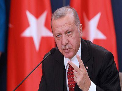 Erdogan Claims UAE Finances Mercenaries in Libya