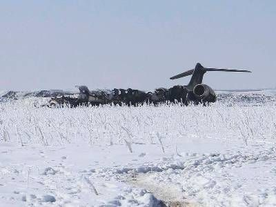 Afghan Authorities Revealed the Cause of the Crash of American Aircraft