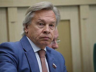 Пушков высказал своё мнение о переговорах властей США и Белоруссии