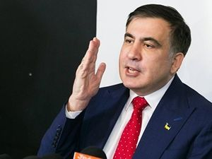 Саакашвили предсказал распад Украины на пять государств