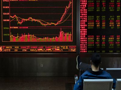 Trading on Chinese Exchanges Opened with a Landslide of 8% Against the Background of Coronavirus