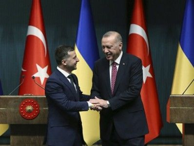 Turkey and Ukraine Signed an Agreement on Military and Financial Cooperation