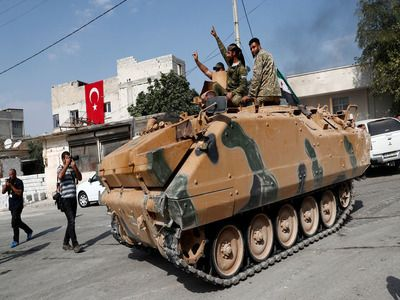 Turkey Sends Military Support to Idlib to Strengthen Its Observation Posts