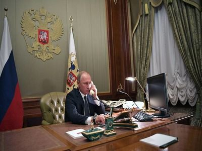 Putin and Erdogan in a Telephone Conversation Discussed in Detail the Situation in Syria