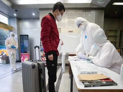 China Recorded 19 Cases of Coronavirus Infection in Foreigners in the Country
