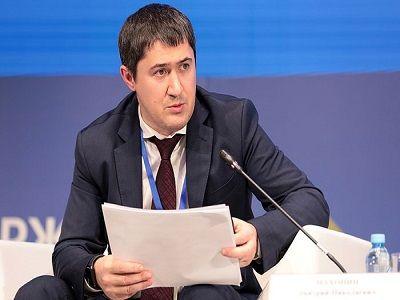 Путин назначил Дмитрия Махонина врио губернатора Пермского края