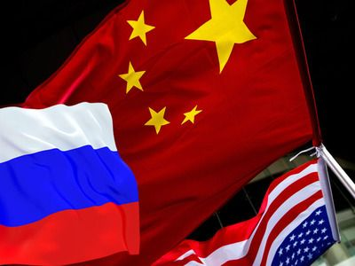 US Works to Attract China to Disarmament Talks with Russia