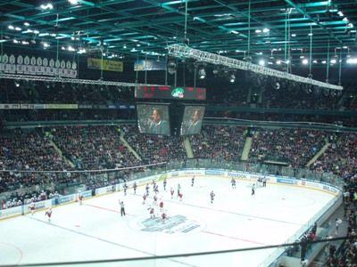 Сборная России по хоккею проиграла шведам на Евротуре