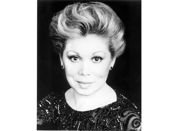 Скончалась звезда мировой оперы Мирелла Френи