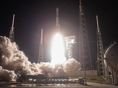 Solar Orbiter Was Launched