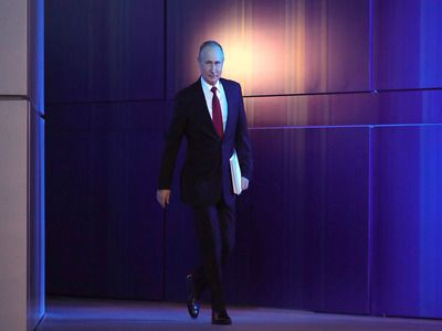 Sociologists Called Trump and Putin the most Famous Politicians in the World
