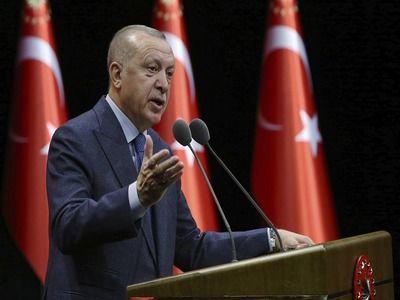 Erdogan Claims That Russia and Syria Strike at Civilians in Idlib
