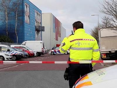 Two Explosions Occurred in the Netherlands