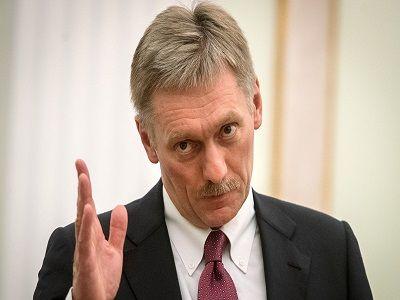 Песков заявил, что русофобия давно стала частью политики Украины